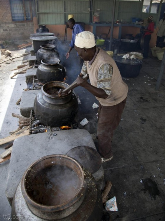 رمضان في افريقيا.. شهر بطابع مختلف - صور 156005c5baf40ff51a32
