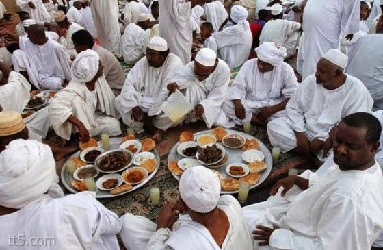 رمضان في افريقيا.. شهر بطابع مختلف - صور 799bad5a3b514f096e69